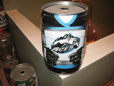 ALASKA ACES - 5L Bubba - Molson Canadian Lager - Impossible to Find!