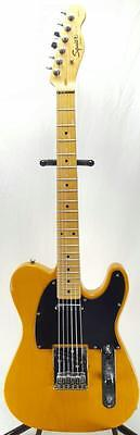 Squier by Fender TELECASTER Butterscotch Blonde Electric Guitar (PB1004692)