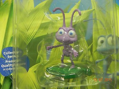 A Bug's Life Die Cast Mini Bug Collector's Series Premium Princess Dot BNIP
