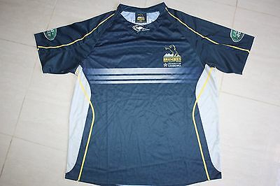 ACT Brumbies Mens Training T-shirt, XL - with defects
