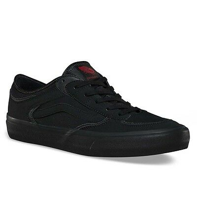 Vans Shoes Rowley Rowley Black / Black Pro (50Th) '00 New Sale Skate Shoes