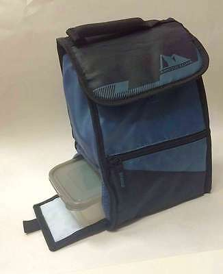 Thermal Insulated Lunch Cooler Picnic Food Container Storage Tote Carry Box Bag