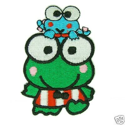 KEROPPI Embroidery Iron / Sew On Patch Motif