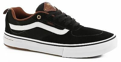 Vans Shoes Kyle Walker Pro Black / Gum / White Skateboard Skate Shoe Vn-0Xsg9X1