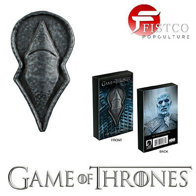 GAME OF THRONES - Replik 1/1 The Night King Pin (Dark Horse)