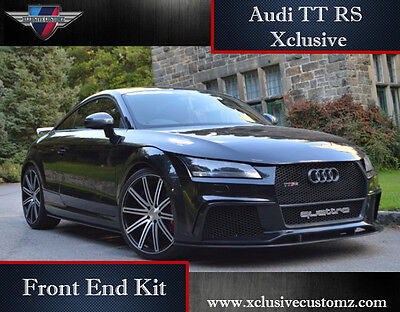 Audi TT RS Xclusive Design Front End Body Kit for Audi TT MK2 8J to MK3 Coupe