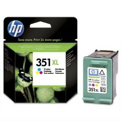 Original HP 351XL ( CB338EE ) Colour Ink Cartridge for HP Printers