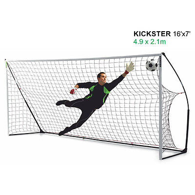 Quickplay Kickster Football Goals Posts - All Sizes - Free Next Day Delivery
