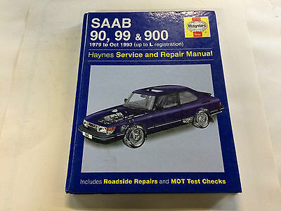 Saab 90 99 900 Haynes Owners Workshop Manual