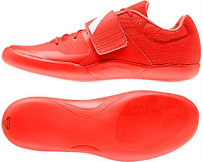 Adidas Track and Field Adizero Discus / Hammer Red White - Shoes - BB4955