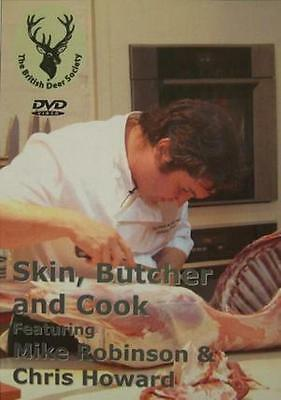 Skin, Butcher and Cook DVD