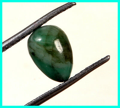 3.20 Ct.MGL Certified Natural Tourmaline Drop Shape Loose Gemstone GN-1973