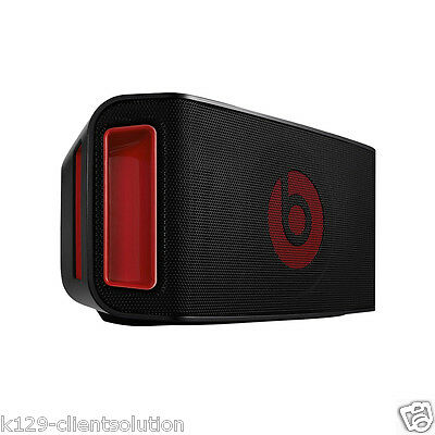 Beats by Dr.Dre Beatbox Portable Schwarz Drahtloser BT *Beatbox*
