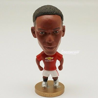 Soccer Football Anthony Martial Manchester United Action Figure