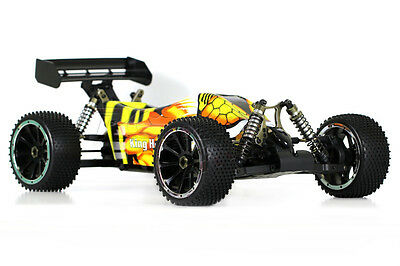 Coche RC Escala 1/5 Brushless King Hornet HSP 4WD Lipo 22.2vol HSP (HSP94059)