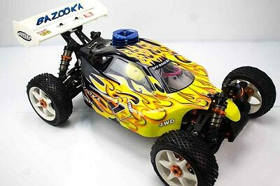 Coche Bazooka HSP RC (2,4GHZ) 1/8 Buggy HSP (HSP94081-38)