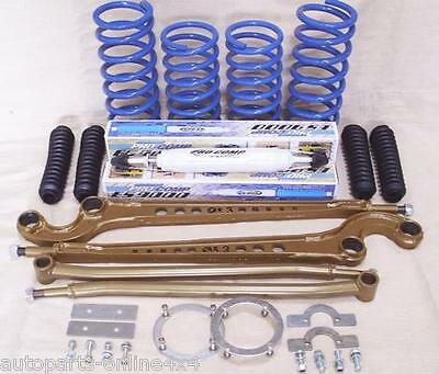 "LAND ROVER DISCOVERY 1 89-98 +2"" Procomp Suspension Kit INC HD arms - SUP02KA"