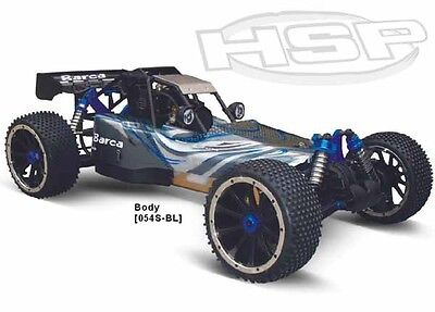 Coche RC Bajer 1/5 4WD HSP 32C.C. R.T.R. (HSP94054S-A)