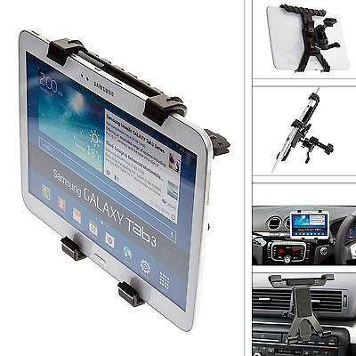 Pro Air Vent Mount + Car Tablet Adjustable Holder for Galaxy Tab Pro 10.1