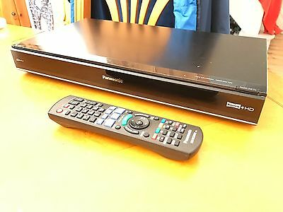 Panasonic DMR-HW120 500GB Freeview HD Recorder