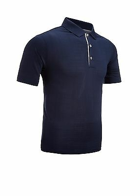 Adidas Climacool Golf Polo Shirt Navy Large
