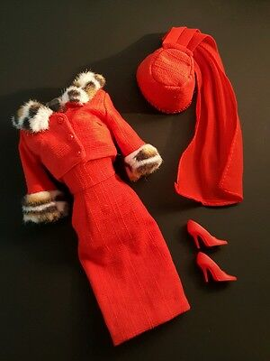 Vintage Barbie Repro Matinee Outfit Mint Complete Reproduction