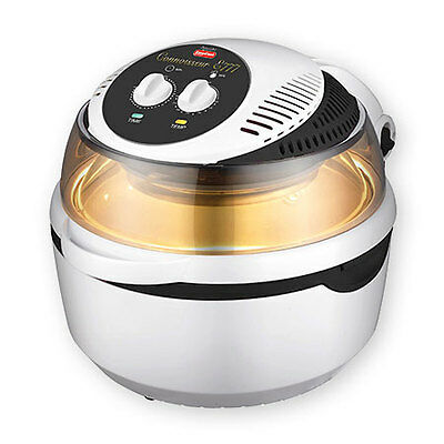 NEW EasyCook - Connoisseur Turbo Fry Oven - E777 from Bing Lee