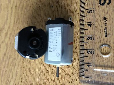 miniature motor ideal for model making FF-270PA