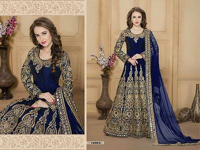 Salwar Kameez Anarkali Suit Indian Bollywood Ethnic Designer Pakistani dress new