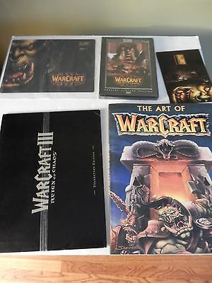 Warcraft Reign Of Chaos Iii Collector Edition