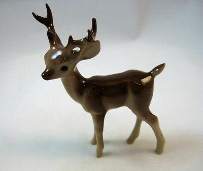 Hagen Renaker miniature made in America Deer Papa buck