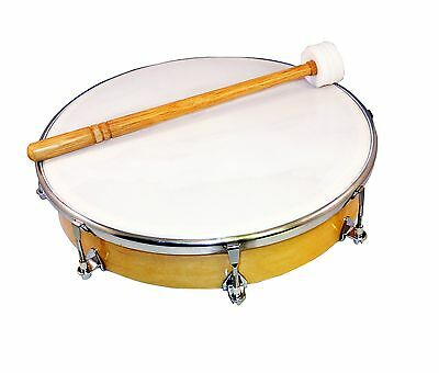 Suzuki Musical Instrument Corporation HD-10 10-Inch Tunable Hand Drum with Ma...