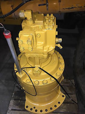 Komatsu PC300-7 HD Reman Swing Gear Box w/ Hydraulic Motor