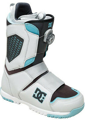DC - Judge | 2012 - Mens Snowboard Boots | Grey / Blue