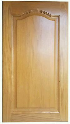 Kitchen Doors Replacement Unit Cabinet Cupboard Front Solid Oak Cathedral NEW