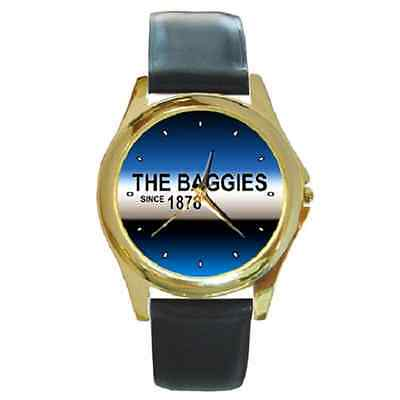 **new* The Baggies Since 1878 West Brom Round Wristwatch **fantastic Item**