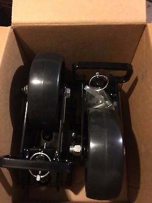 Western Plows 62425- Snowplow Dolly Wheel Assembly