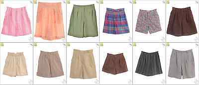 JOB LOT OF 44 MIXED VINTAGE SHORTS - Mix of Era's, styles and sizes (19189)