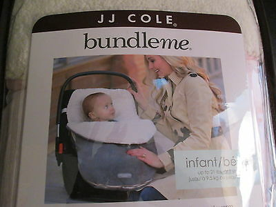 Plush Inner Lining for Baby Car Seat or Stroller by J J Cole, NIP