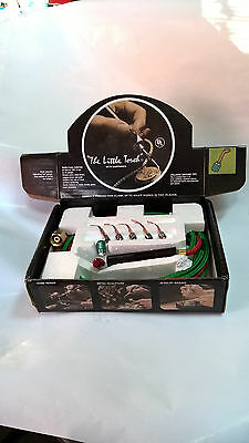 Smith Little Torch+ 5pcs Curved Tips.Smith torch with USA FITTINGS+GIFTS !!!