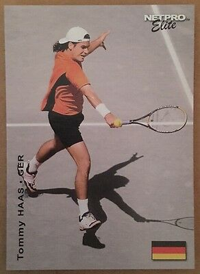 75 Card Lot 2003 Netpro Tommy Haas Elite Event Edition #e11