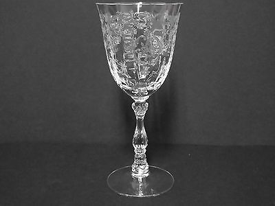 Navarre  VHTF 6016 Wilma Sherry Goblets / Fostoria Glass Co / 8 Available