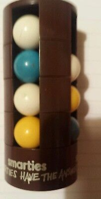 1980's Smarties varikon tower puzzle