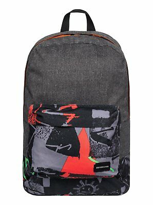 Quiksilver™ Night Track Print - Medium Backpack - Mochila Mediana - Hombre