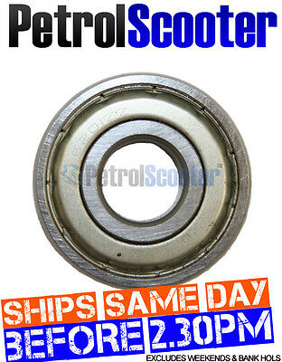 BEARING 6201 zz Baotian BT49QT9 Front Wheel BEARING 49cc 50cc Pulse Scout Speedy