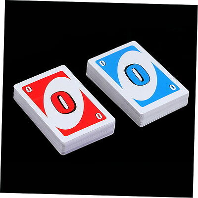 Party Family Entertainment Board Game UNO Fun Poker Playing Cards Puzzle Games N