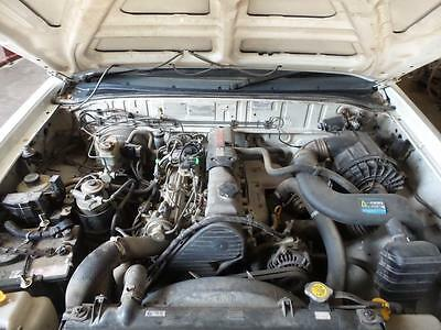 Ford Courier Engine Diesel, 2.5, Wl, Turbo, Man Injector Pump, Pe-Ph, 01/99-11/0