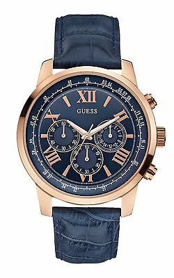 NEW W0380G5 Men's Guess Horizon Chronograph  Watch