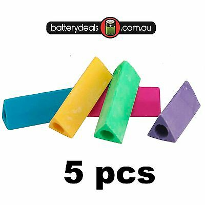 Celco Triangular Pencil Grips pack of 5