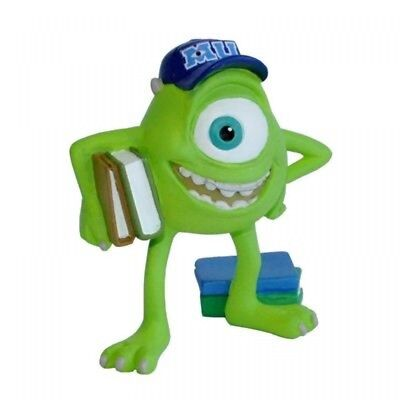 Mike from Monsters Inc. figure by BULLYLAND 12582